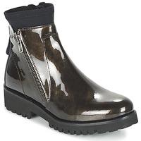 kengät Naiset Bootsit Regard REJABI BRONZE