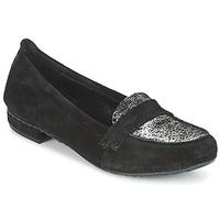 kengät Naiset Mokkasiinit Regard REMAVO Black