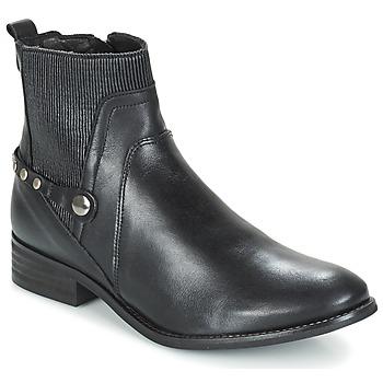 kengät Naiset Bootsit Regard ROSARA Black
