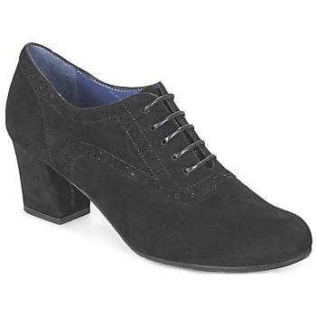 kengät Naiset Nilkkurit Perlato HELVINE Black