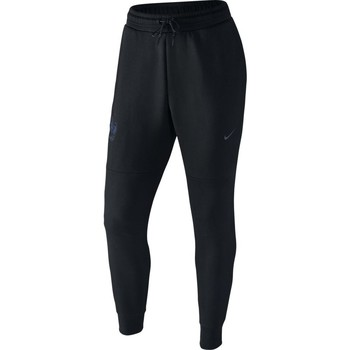 vaatteet Miehet Legginsit Nike FFF tech fleece pant Black