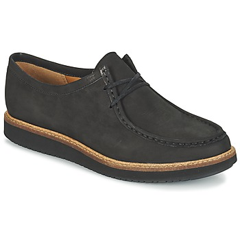kengät Naiset Derby-kengät Clarks GLICK BAYVIEW Black