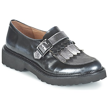 kengät Naiset Mokkasiinit Mam'Zelle ROSELI Pewter
