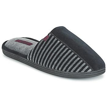 kengät Miehet Tossut DIM EKIM Black