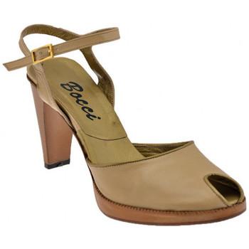 kengät Naiset Sandaalit ja avokkaat Bocci 1926  Beige