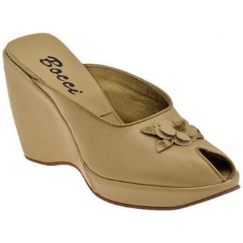 kengät Naiset Puukengät Bocci 1926  Beige