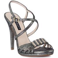 kengät Naiset Sandaalit ja avokkaat Albano LUX ORO Multicolore