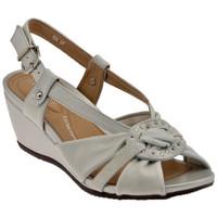 kengät Naiset Korkokengät Stonefly  Valkoinen