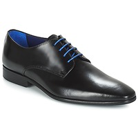 kengät Miehet Derby-kengät Azzaro JORY Black