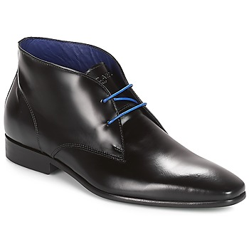 kengät Miehet Bootsit Azzaro JAVOY Black