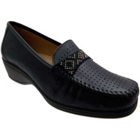 kengät Naiset Mokkasiinit Calzaturificio Loren LOK3955bl blu