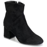 kengät Naiset Nilkkurit Spot on ELOUNDI Black