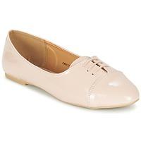 kengät Naiset Balleriinat Spot on ASKINA Pink