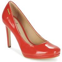 kengät Naiset Korkokengät Dumond LOUBAME Red