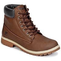 kengät Miehet Bootsit Fila MAVERICK MID Brown