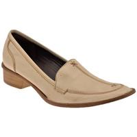 kengät Naiset Mokkasiinit Latitude  Beige
