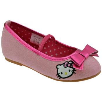 kengät Lapset Balleriinat Hello Kitty  Vaaleanpunainen