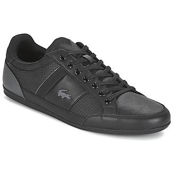 kengät Miehet Matalavartiset tennarit Lacoste CHAYMON 316 1 Black