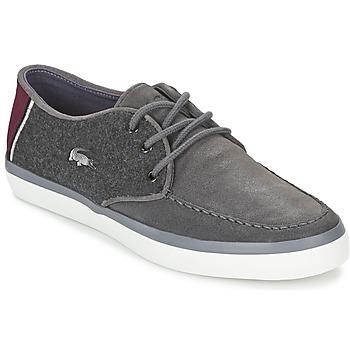 kengät Miehet Purjehduskengät Lacoste SEVRIN 316 3 Grey