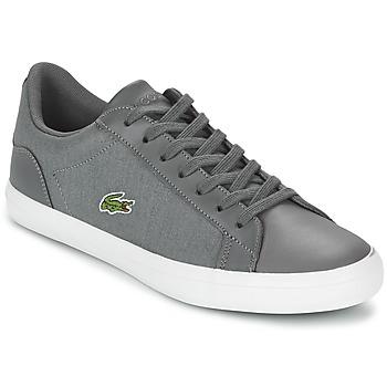 kengät Miehet Matalavartiset tennarit Lacoste LEROND 316 1 Grey