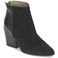 kengät Naiset Nilkkurit Hudson MELI CALF Black