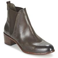 kengät Naiset Nilkkurit Hudson COMPUND CALF Brown