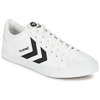 kengät Matalavartiset tennarit Hummel DEUCE COURT SPORT White