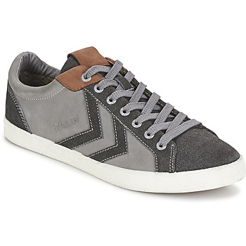 kengät Matalavartiset tennarit Hummel DEUCE COURT WINTER Grey