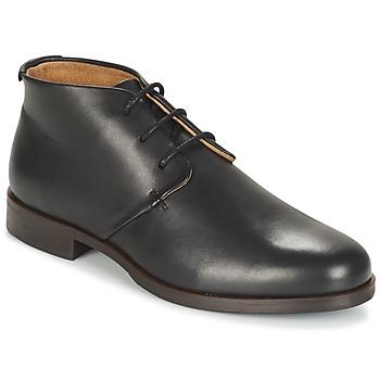 kengät Miehet Bootsit M. Moustache EDMOND Black