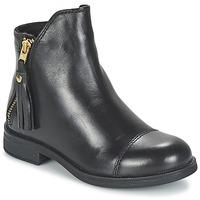 kengät Tytöt Bootsit Geox AGATE Black