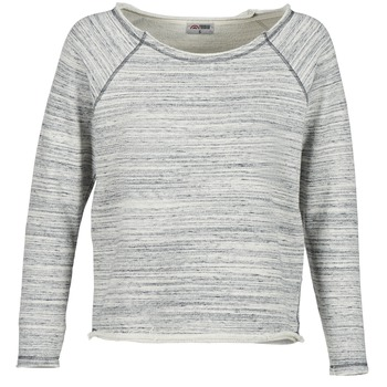 vaatteet Naiset Svetari Yurban FLIMANE Grey / Blue