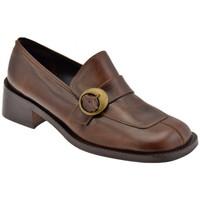 kengät Naiset Mokkasiinit Bocci 1926  Ruskea