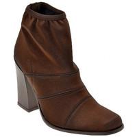 kengät Naiset Nilkkurit Bocci 1926  Ruskea