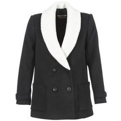 vaatteet Naiset Paksu takki Teddy Smith MARTA Black