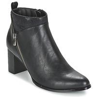 kengät Naiset Nilkkurit Moony Mood FOCAI Black