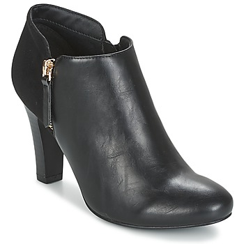 kengät Naiset Nilkkurit Moony Mood FADI Black