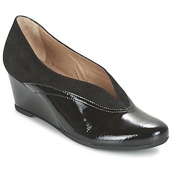 kengät Naiset Korkokengät Stonefly EMILY 5 Black