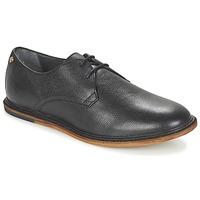 kengät Miehet Derby-kengät Frank Wright BURLEY Black