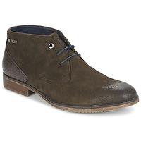 kengät Miehet Bootsit Tom Tailor REVOUSTI Brown