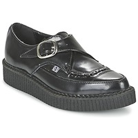 kengät Derby-kengät TUK POINTED CREEPERS Black