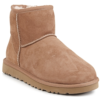 kengät Naiset Bootsit UGG CLASSIC MINI CHESTNUT