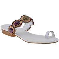 kengät Naiset Varvassandaalit Swish  Valkoinen