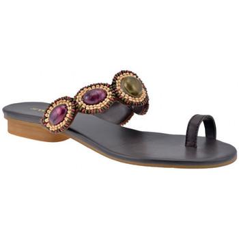 kengät Naiset Varvassandaalit Swish  Ruskea
