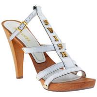 kengät Naiset Sandaalit ja avokkaat Swish  Valkoinen