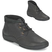 kengät Naiset Bootsit Arcus MOKALA Black