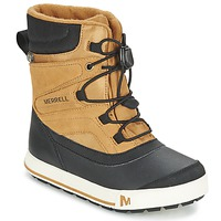 kengät Talvisaappaat Merrell SNOW BANK 2.0 WTPF Black