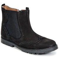 kengät Lapset Bootsit Start Rite DIGBY Black