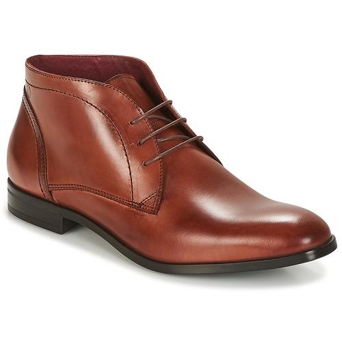 kengät Miehet Bootsit Carlington MANNY Brown