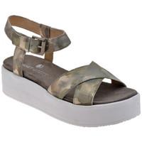 kengät Naiset Sandaalit ja avokkaat Janet&Janet  Kulta