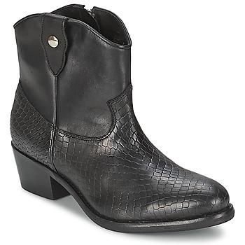 kengät Naiset Bootsit Koah ESTELLE BIS Musta